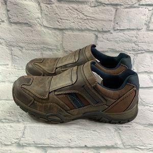 Memphis One Men's Faux leather Slip On Sneaker 11 NWT